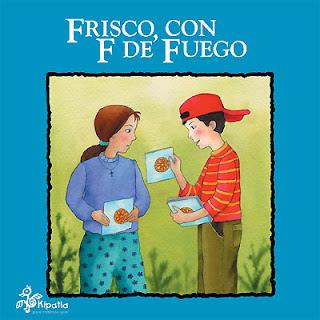Imagen del Libro Frisco, con F de Fuego
