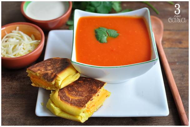 receita sopa tomate