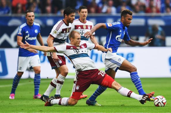 Bayern Munchen vs Schalke 04