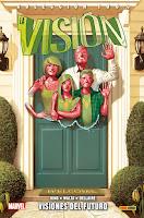 La Visión, de Gabriel Hernández Walta y Tom King (Panini Cómics)