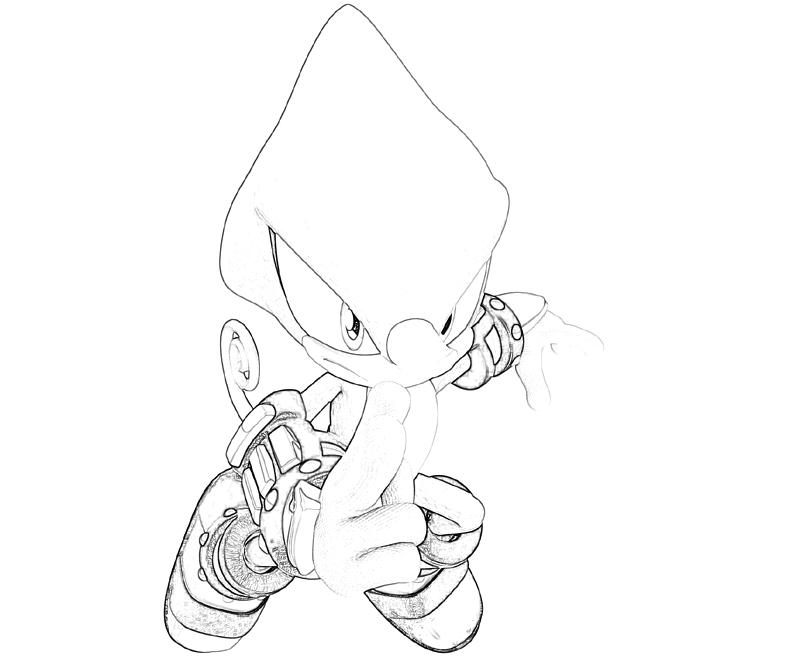 charmy bee coloring pages | Espio The Chameleon Images | FemaleCelebrity