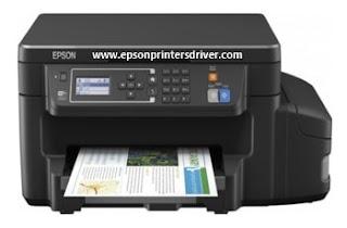 Epson L605 Driver & Utilities Download