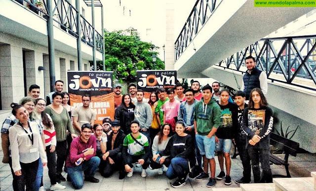 El Cabildo organiza 'La Palma Youth Power 2018' para impulsar la creación del Consejo Insular de Juventud