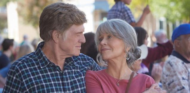 Jane Fonda e Robert Redford vivem um romance na terceira idade no filme Nossas Noites produzido pela Netflix e que foi baseado no romance de Kent Haruf