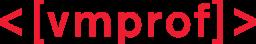 vmprof logo