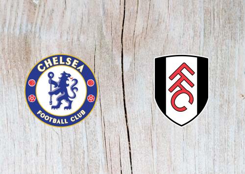 Chelsea vs Fulham Full Match & Highlights 02 December 2018