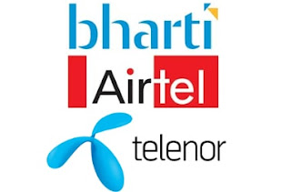 Bharti Airtel and Telenor India Merger Approved by DoT