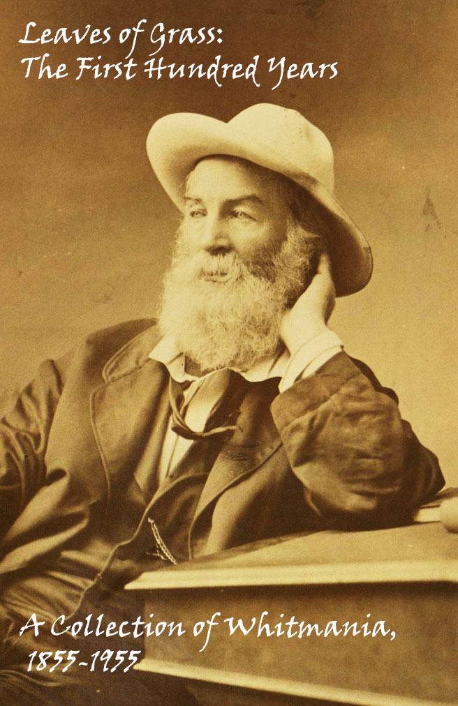 How walt whitman parted from the traditional poetic formalities