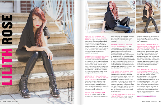 Published in Rebelicious Magazine Issue #21 (May 2014)