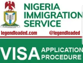 Nigeria Immigration Service will start on 29th April 2019 with new rules