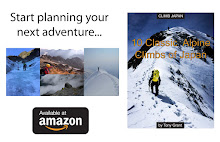 10 Classic Alpine Climbs of Japan - OUT NOW!