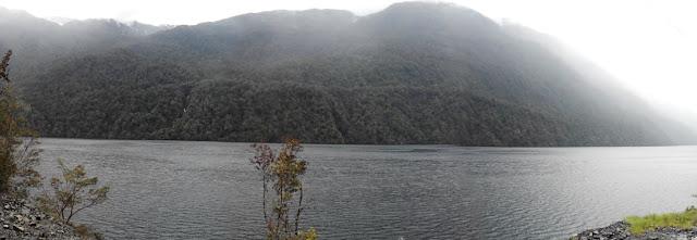 Lago Risopatrón, Chile