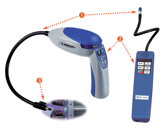 Portable Electronic Refrigerant Leak Detector : March reefer container gp knowledge base for all