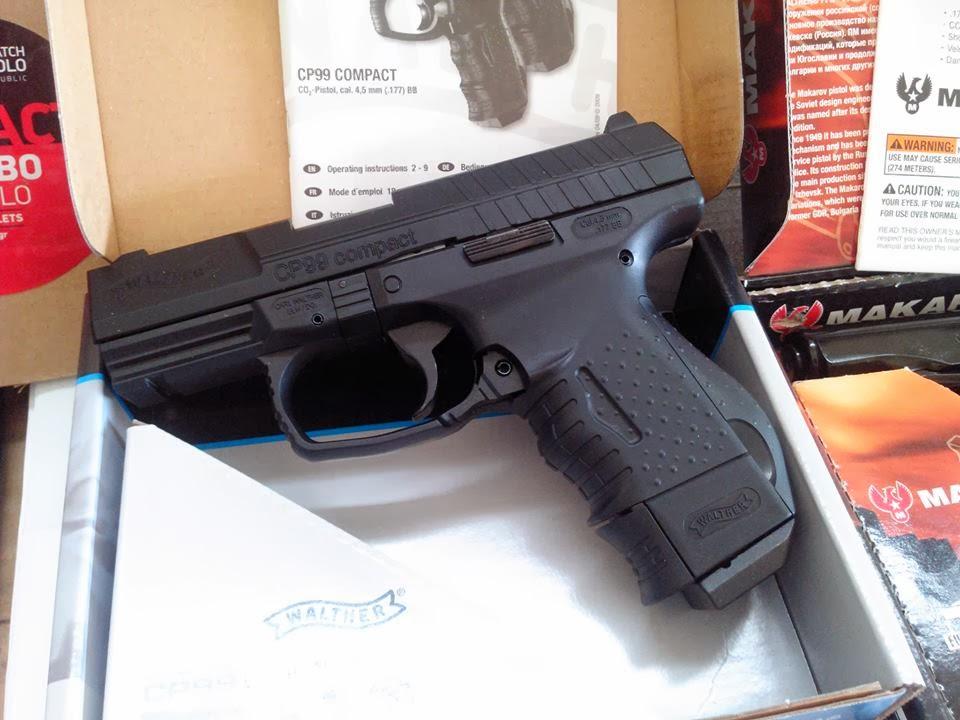 Umarex Blowback Bb Gun