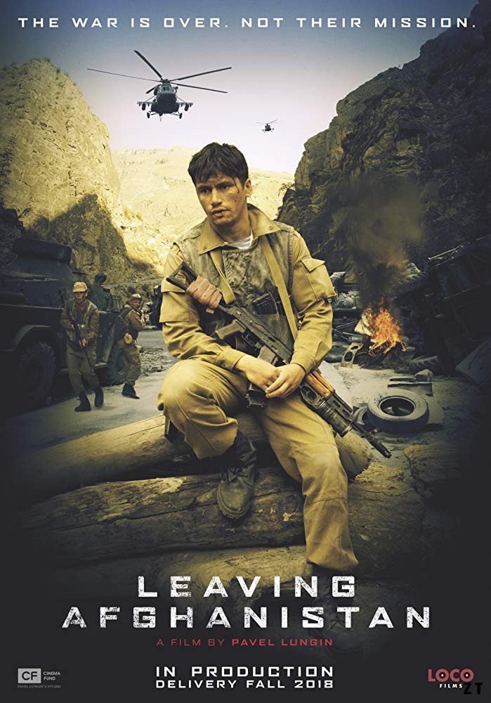 Leaving Afghanistan [BDRip] [Streaming] [Telecharger]