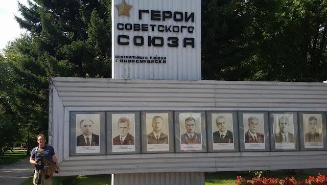 Kolej Transsyberyjska Nowosybirsk