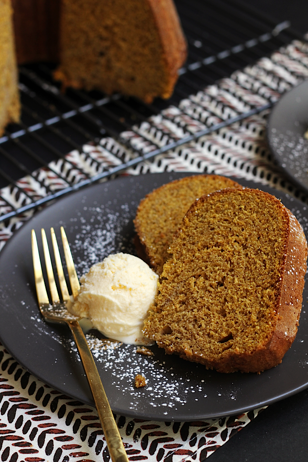 Spiced Pumpkin Bundt Cake | Savor Home