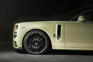 Mansory Rolls-Royce Phantom Bushukan Edition