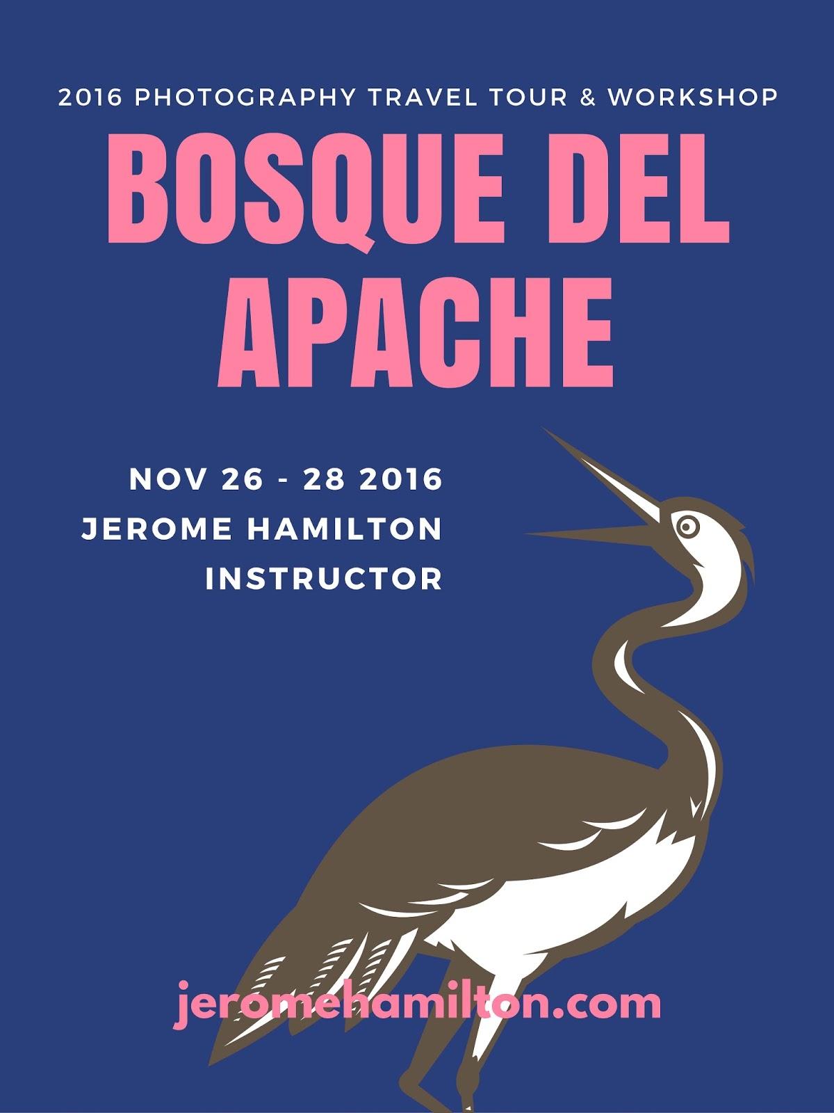 c12f00b84a5 Bosque Del Apache 2016 Photography Travel Tour and Workshop by Jerome  Hamilton