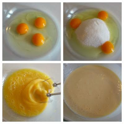 Bizcocho de yogur paso a paso