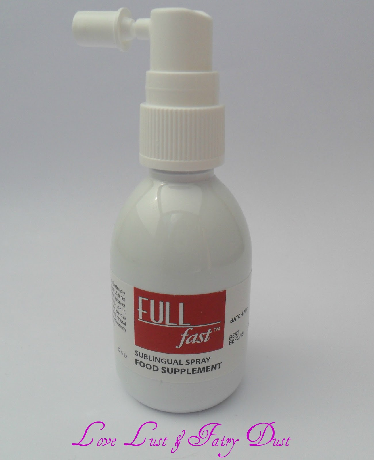 FULLfast natural appetite control