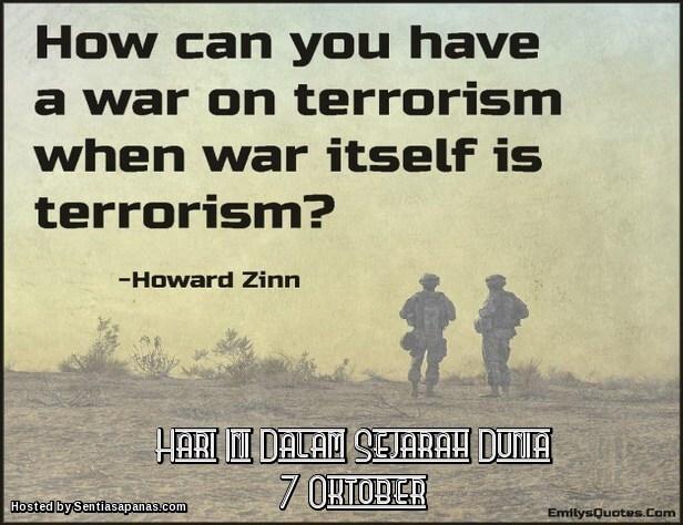 Perang Terhadap Keganasan