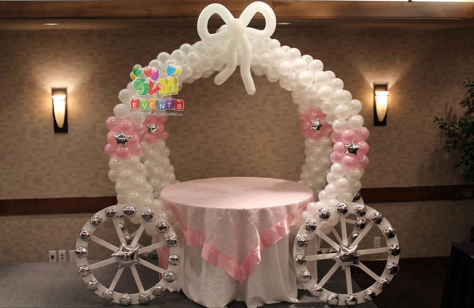 Princess Castle Party Decorations
