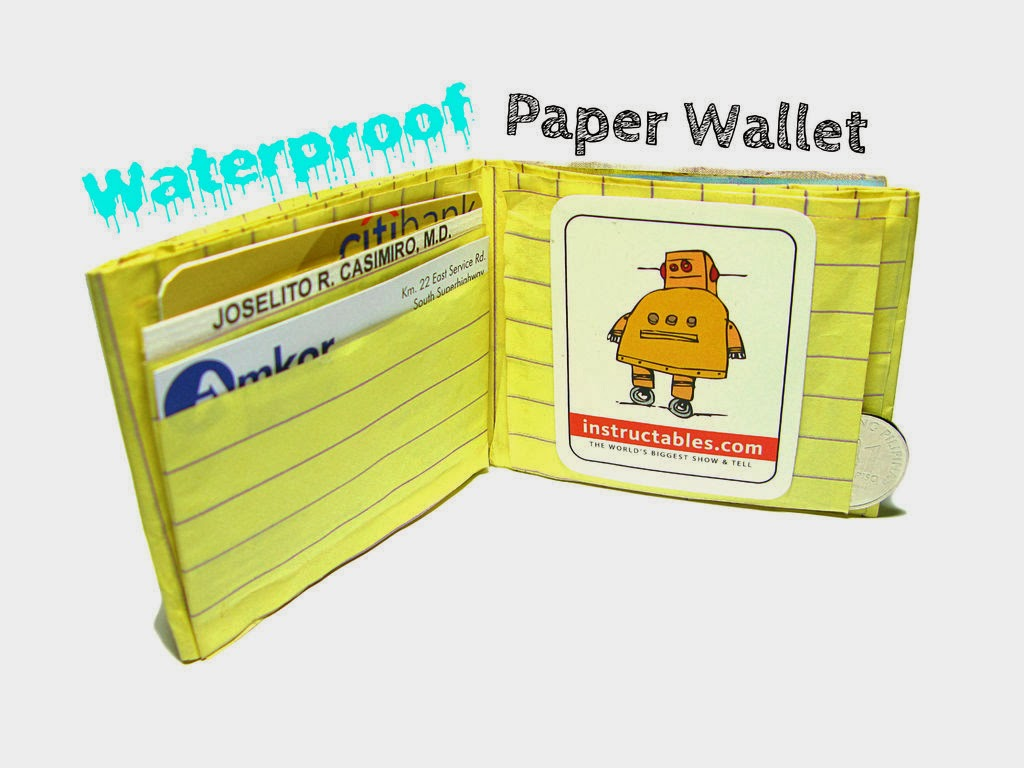 How To: Make a snazzy paper wallet Coinbase How to Send & Receive Bitcoins & Other Cryptocurrencies How To: Make a paper wallet without tape or scissors How To: Make an easy workable paper wallet with pockets How To: Make a magic wallet out of paper.