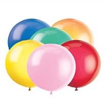 Balon Latex Doff JUMBO 36 Inchi