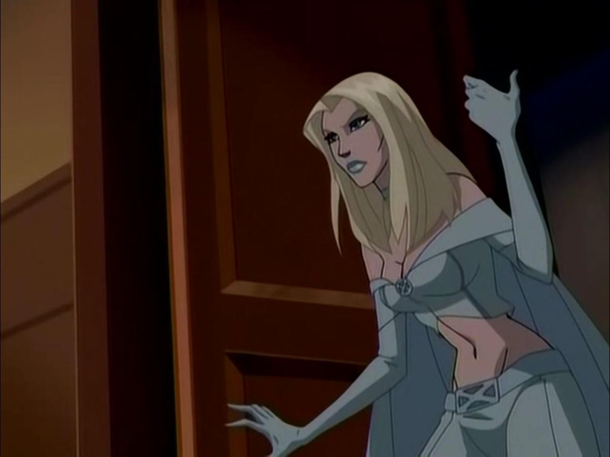 Anime Feet: Emma Frost (Christmas Bonus) X Men Girl Main Character