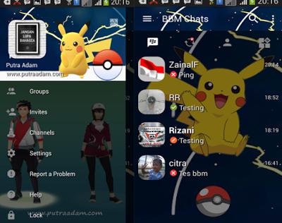 BBM MOD Pokemon GO