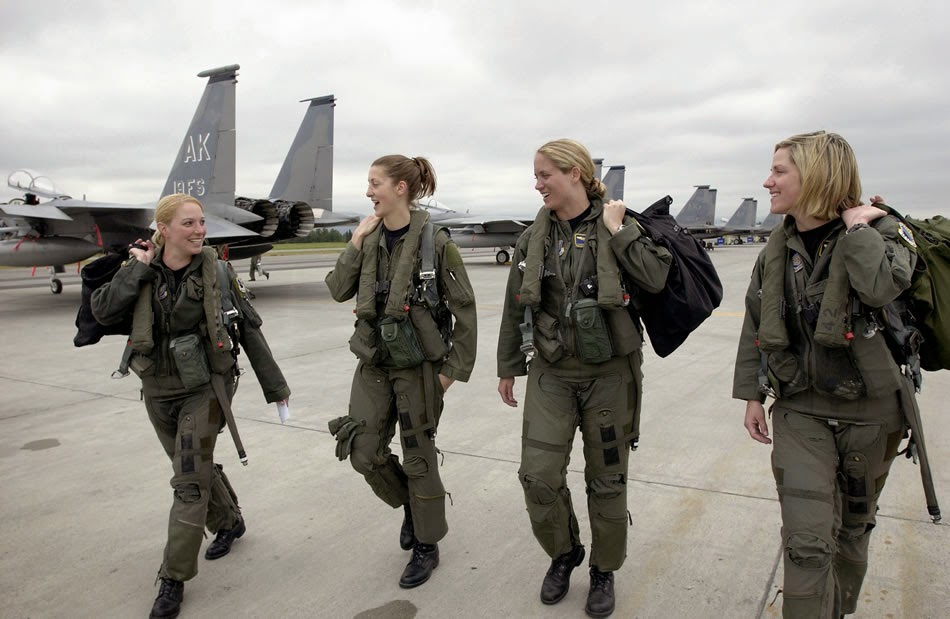 Female Soldiers and Modern Warfare
