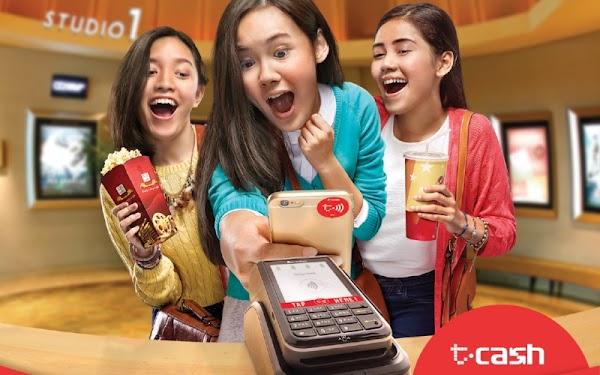 Cara Registrasi T-Cash Telkomsel