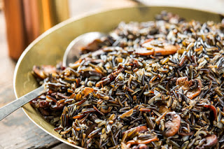 Wild Rice Vegetable Stir Fry Manoloramiro Blogspot Com