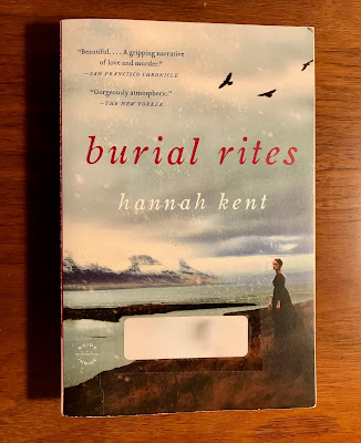 Two Hectobooks | Burial Rites by Hannah Kent