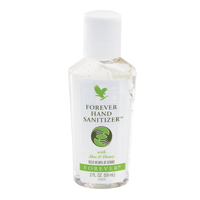 Forever Hand Sanitizer™ with Aloe & Honey