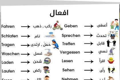 350 Kata Kerja Sehari-hari dalam Bahasa Arab [Lengkap]