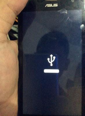 2 Cara Mengatasi ASUS Zenfone Stuck di Logo USB