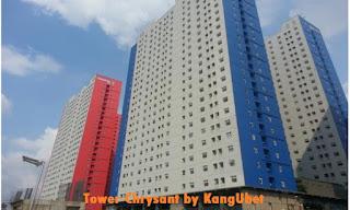 Green Pramuka City | Tower Chrysant