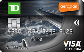 td travel rewards visa travel insurance