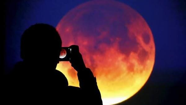 PREPARANSE: Se Viene La Luna de Sangre mas Eclipse Lunar Más Largo Del XXL.