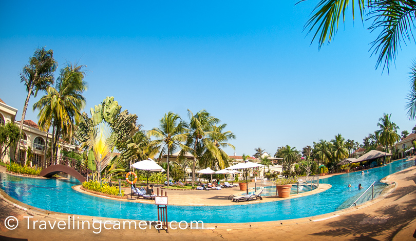 Zuri White Sand Resort is one of the most popular luxury resort in South Goa and you can get some interesting deals in monsoons. In fact, interesting deals can be found in monsoons for most of the 5 star properties in South Goa as as well North Goa.