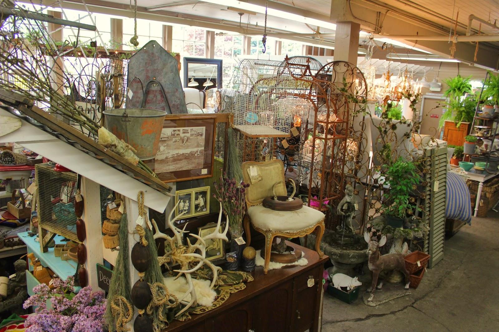 Monticello Antique Marketplace Outdoor Living