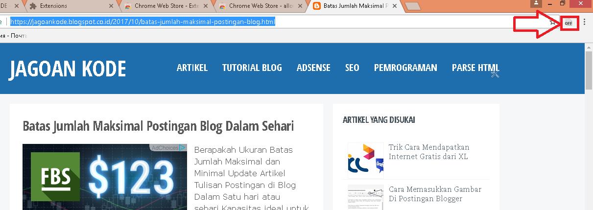 Cara Mengatasi Blog Yang Tidak Bisa Di Copy Paste – Jagoan Kode