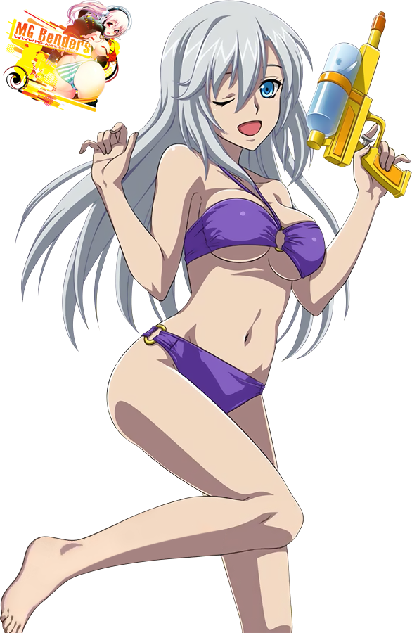 Tags: Anime, Render,  La Folia Rihavein,  Strike The Blood,  PNG, Image, Picture