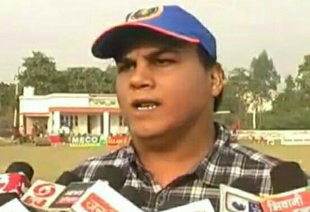 हरियाणा क्रिकेट संघ का दरबारी बनने से अच्छा है दर-ब-दर रहना : संजय भाटिया