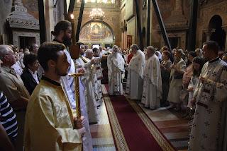 Duminica a 6-a dupa Rusalii, Vindecarea Slabanogului din Capernaum, Catedrala Mitropolitana Cluj-Napoca