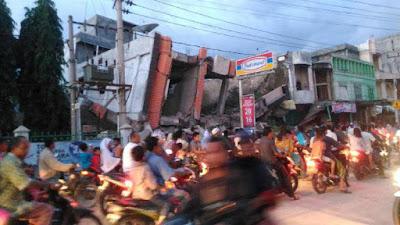 Semoga Para Korban Gempa di Aceh Diberikan Kesabaran dan Kebesaran Hati
