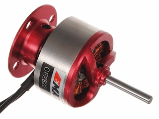 Motor brushless Emax CF2822