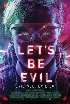 Let's Be Evil Poster